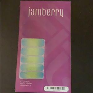 Jamberry- Atlantis- FULL SET